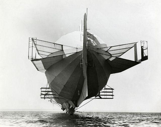 Zeppelin LZ4