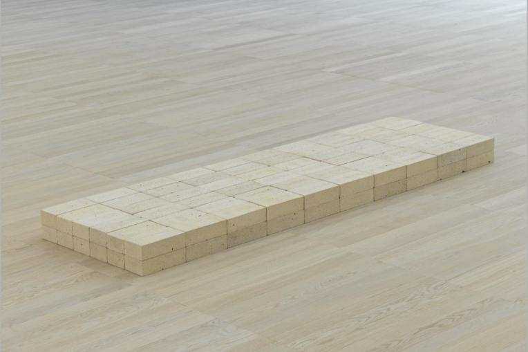 Equivalent VIII (1966) by Carl Andre